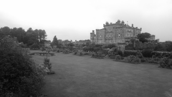 Culzean Castle form the bridge