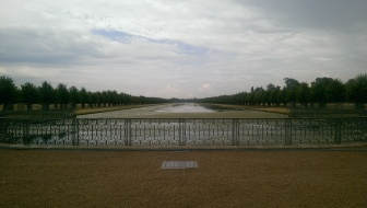 Pond, Hampton Court