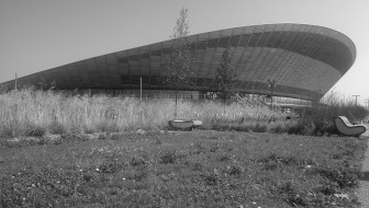 Velodrome, Queen Elizabeth Olympic Park, London