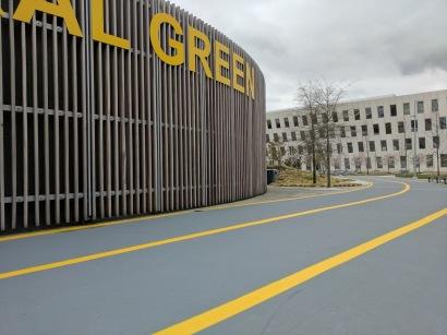 The Central Green, Philadelphia Navy Yards, James Corner Field Operations