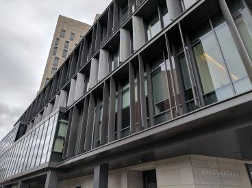Drexel University School of Law Building, Philadelphia